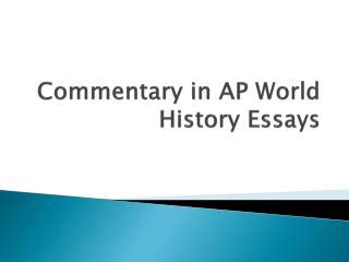 General sentences for essay writing